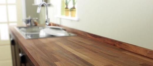 Top cucina in legno pro e contro - Piani lavoro cucina ikea ...